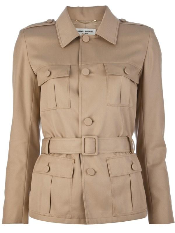 Ladies Safari Jacket