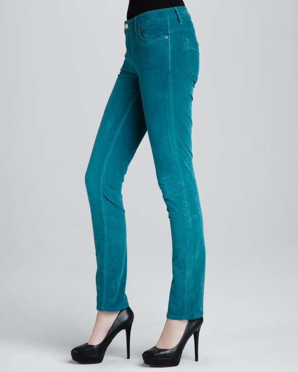 Christopher Blue Bootcut Corduroy Jeans In Men Lyst