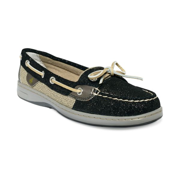 Lyst - Sperry Top-sider Angelfish Boat Shoes In Gray