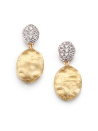 Marco bicego Siviglia Diamond, 18k Yellow & White Gold
