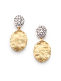 Marco bicego Siviglia Diamond, 18k Yellow & White Gold ...