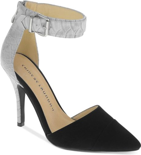 Chinese Laundry Solitare Two Piece Pumps