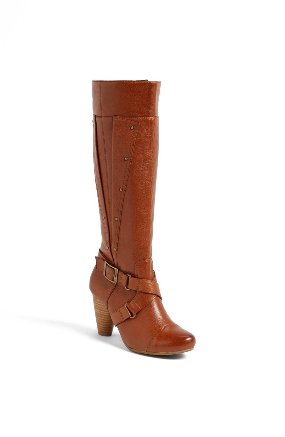 Miz Mooz Jennifer Boot In Brown Whiskey