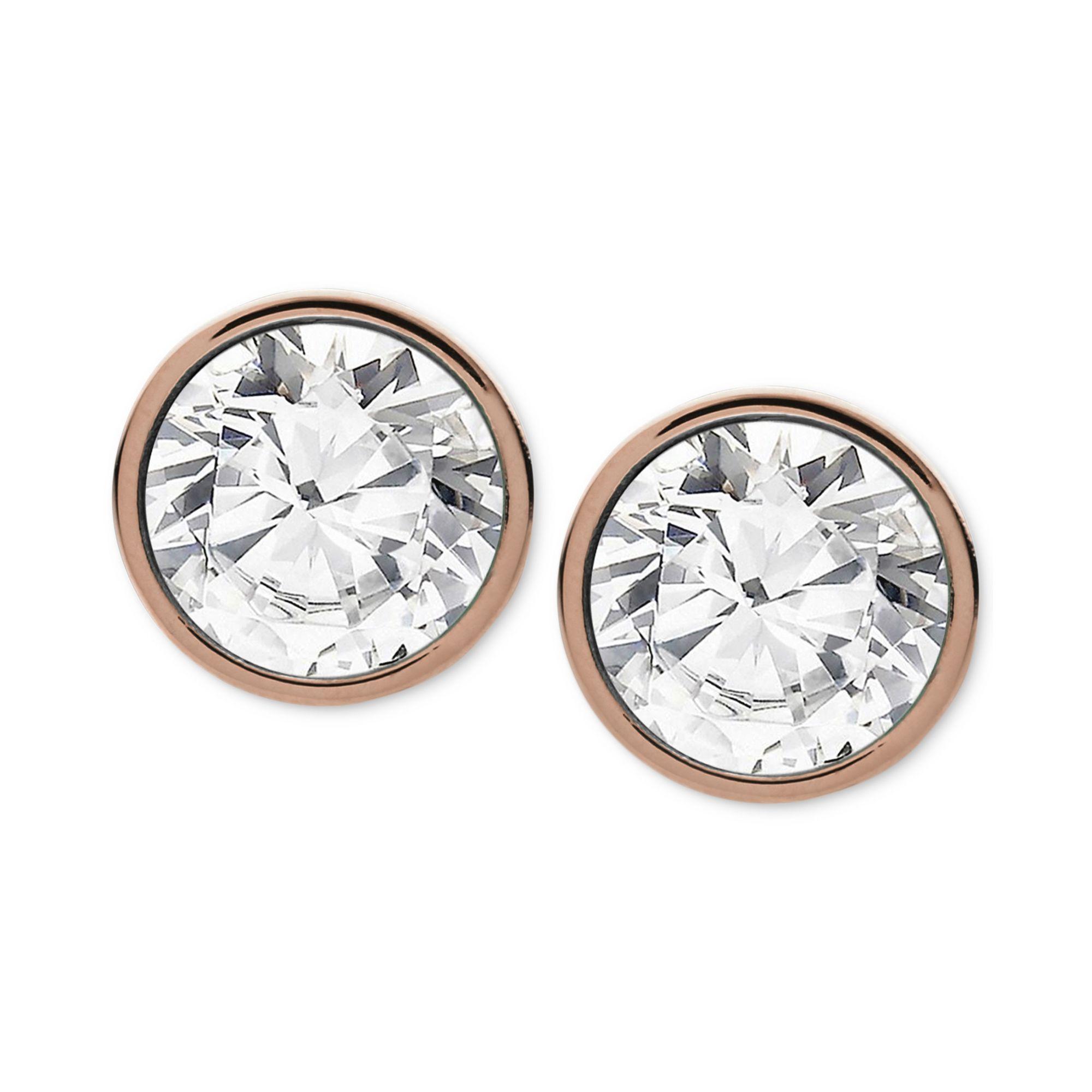 michael kors stud earrings macys mksale