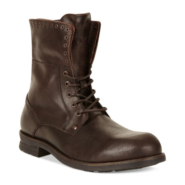 Guess Mens Shoes Differ Boots In Brown Men