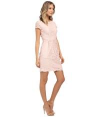 Short Sleeve Lace Dress | All Dress
