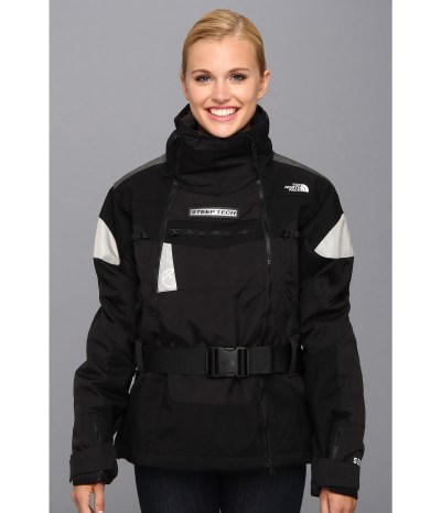 Lyst - The North Face Steep Tech Vixen Jacket in Black