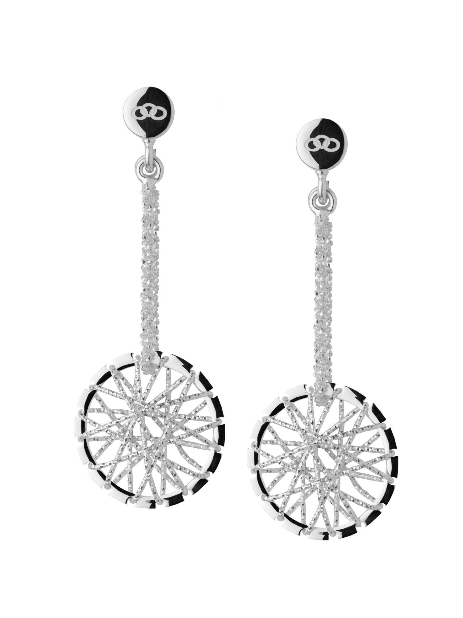Links of london Dream Catcher Stiletto Earrings in