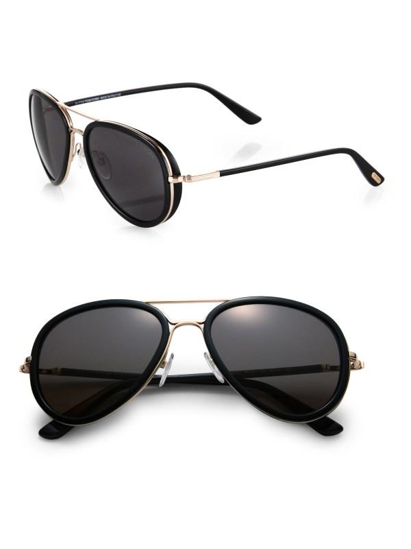 Tom Ford Miles Sunglasses In Black Men Lyst