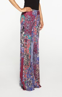 Lyst - Nicole Miller Magic Carpet Pants