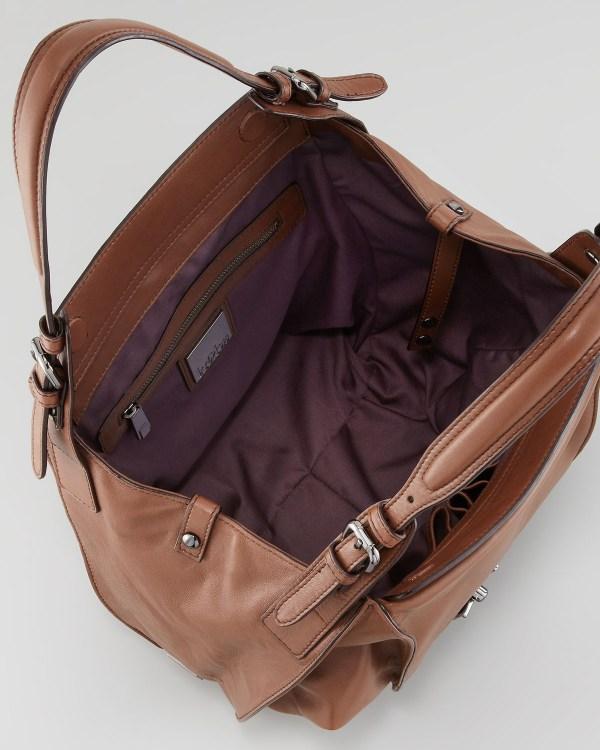 Lyst - Kooba Valerie Flapfront Shoulder Bag Luggage In Brown