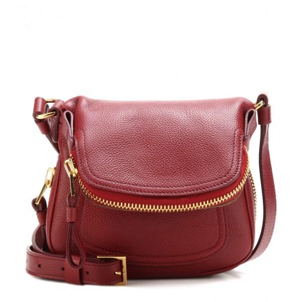 Lyst - Tom Ford Jennifer Mini Shoulder Bag In Red
