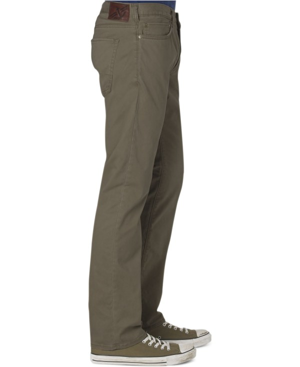 Dockers D2 Straight Fit 5-pocket Flat Front Pants In Green Men Lyst