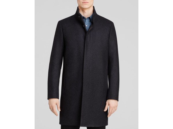 Theory Wool Coat Men