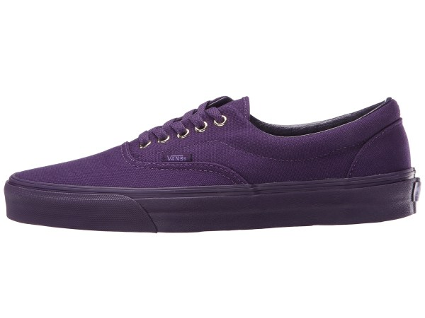 Vans Era In Purple Lyst