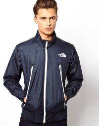 Lyst - The North Face Diablo Wind Jacket in Blue for Men