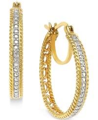 Lyst - Macy's Victoria Townsend Diamond Accent Beaded ...