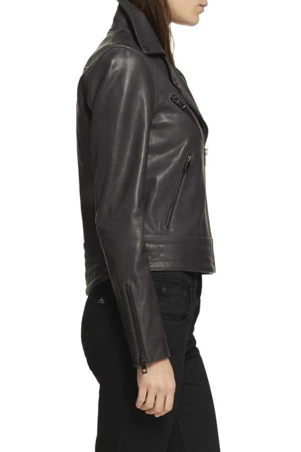 Rag & Bone Chrystie Jacket In Black Lyst