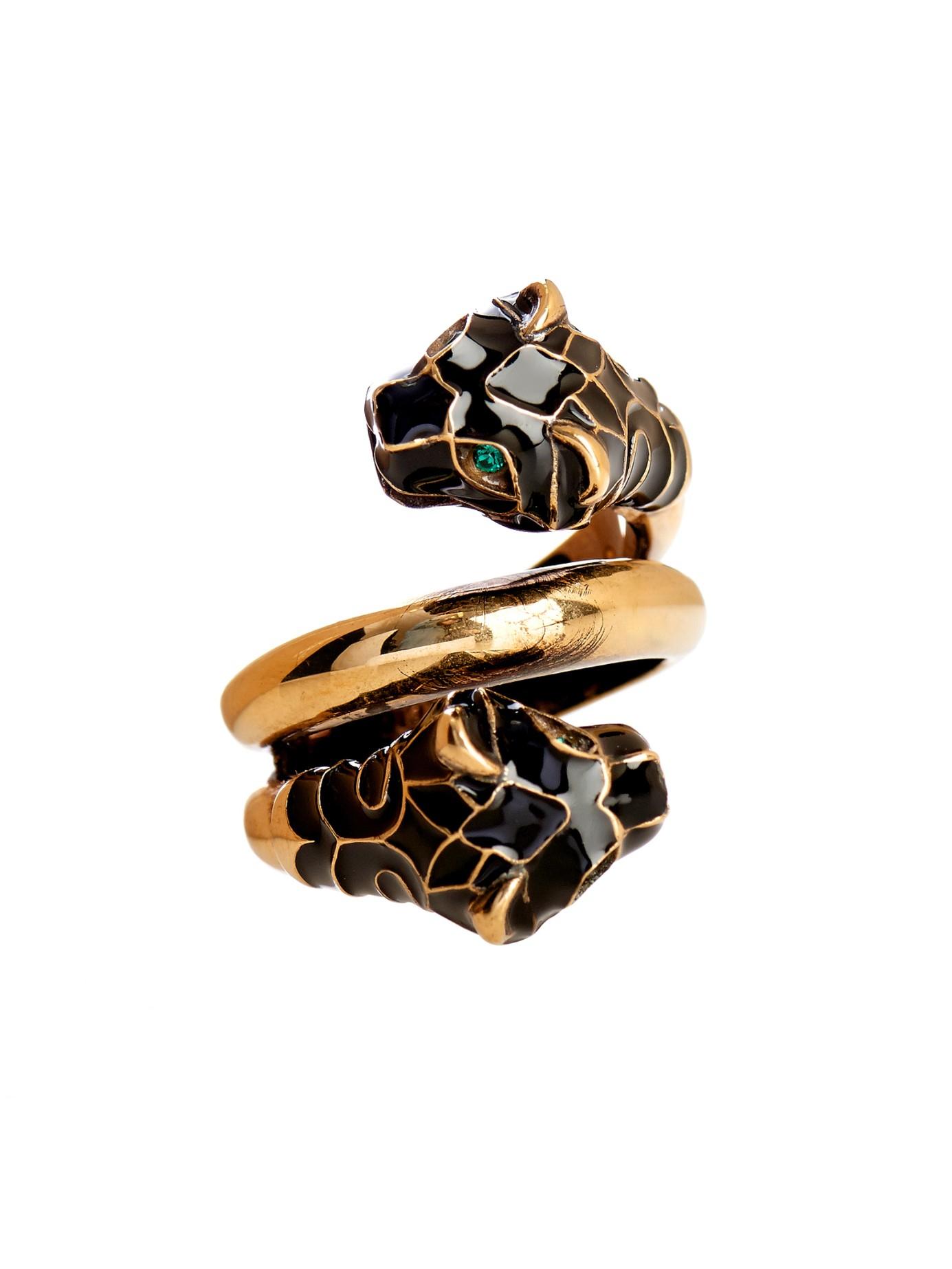 Ring Gold Swarovski