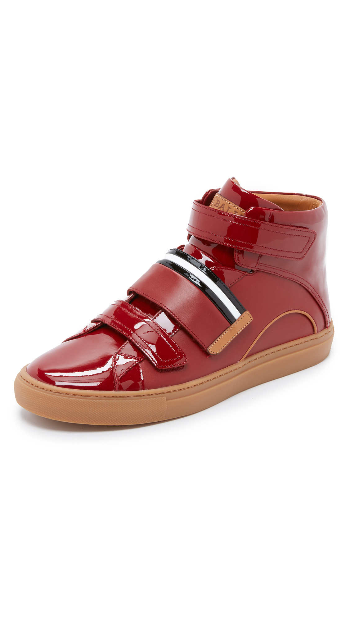 Bally Herick Sneakers In Red For Men