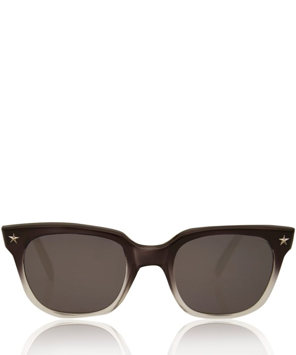 Lyst - Sheriff & Cherry Black And Grey Double Star