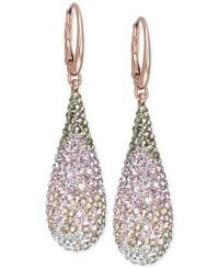 swarovski crystal teardrop earrings ,swarovski rings outlet uk