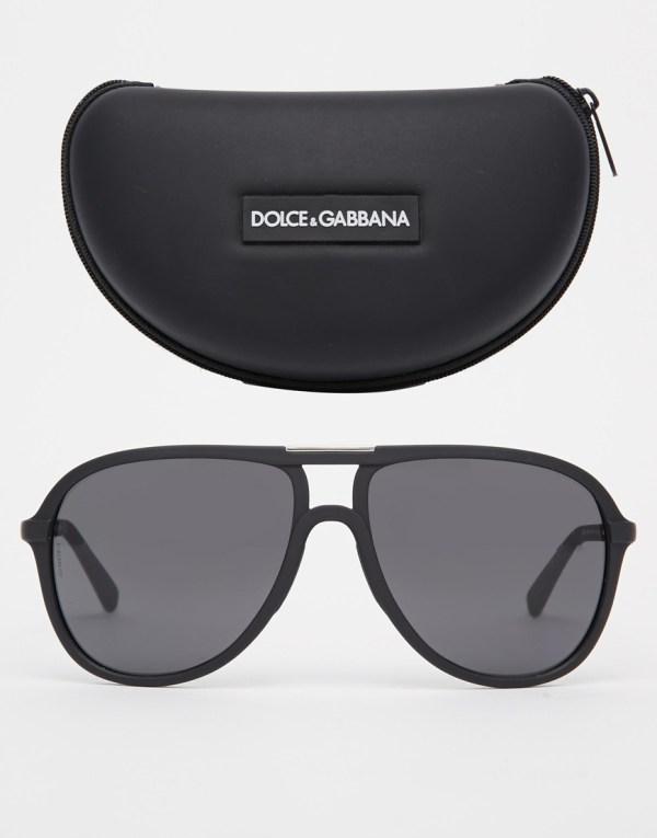 Dolce Gabbana Aviator Sunglasses Womens