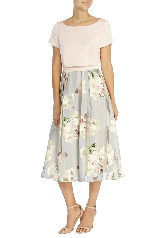 Coast Floral Dress 2015
