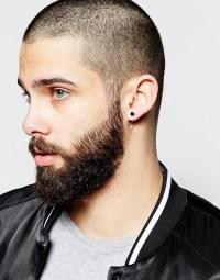 Dangling Earrings For Mens Cross Earring For Men Black