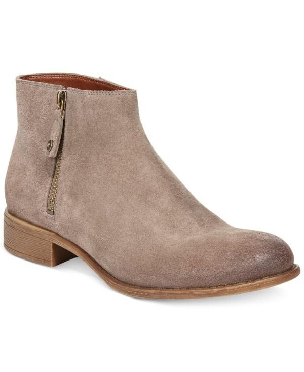 Lyst - Enzo Angiolini Nevadia Booties In Brown