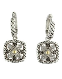 Effy Balissima Sterling Silver And 18 Kt. Yellow Gold