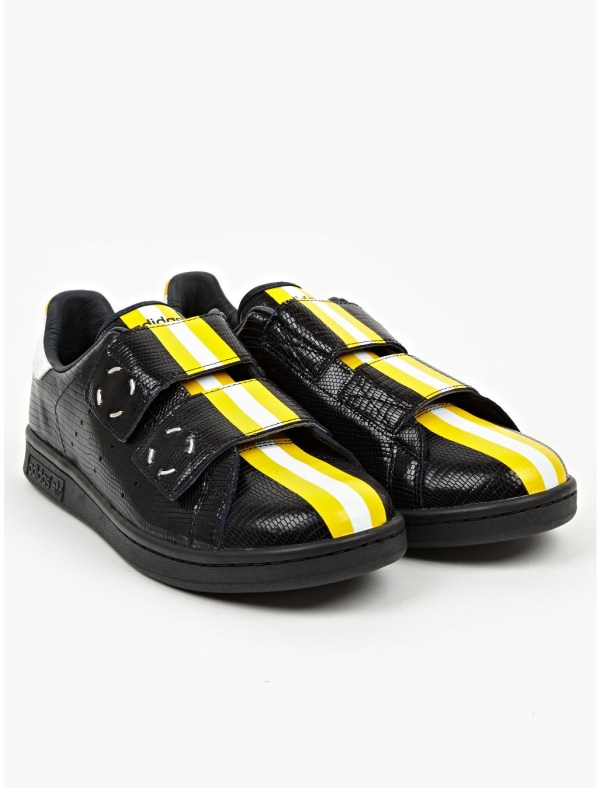 Adidas by raf simons Mens Stan Smith Rs Sneakers in Yellow