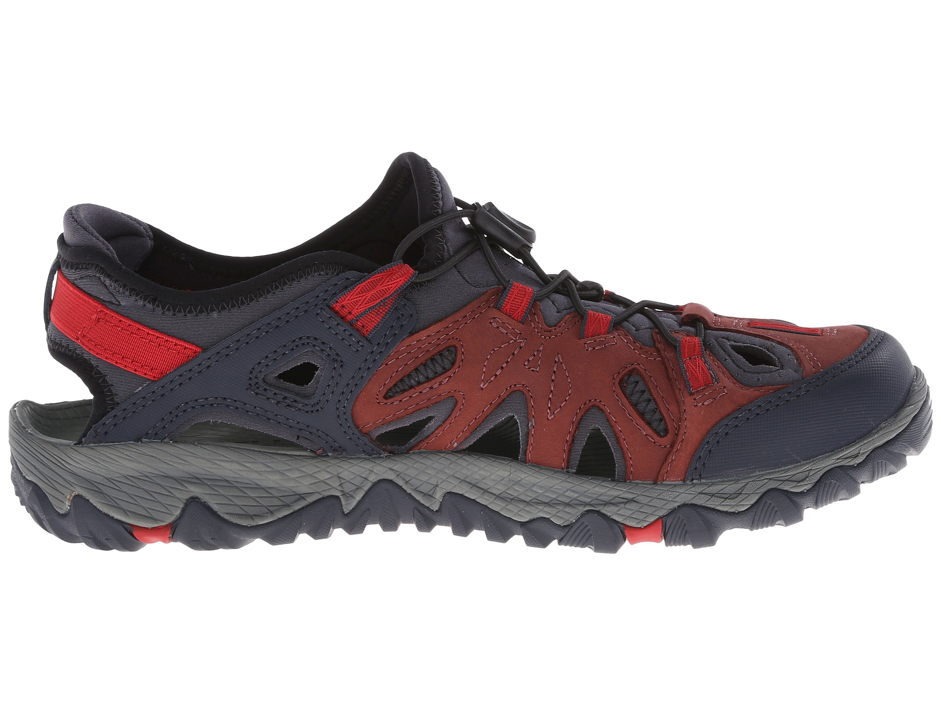 Lyst - Merrell All Out Blaze Sieve in Red for Men