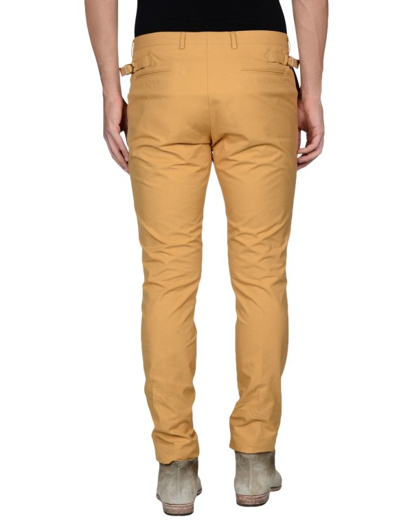 Lyst - Gucci Casual Pants In Yellow Men