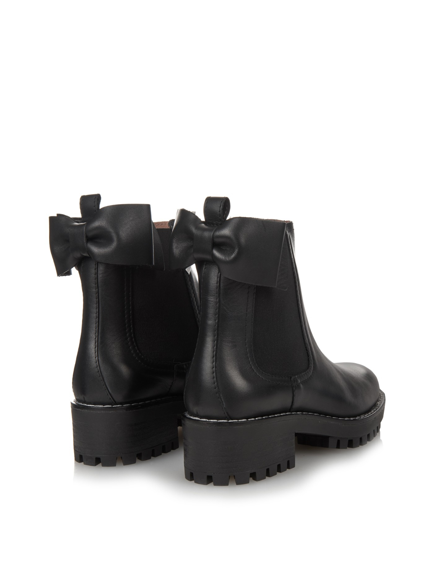 36294f19d0f35 Rubber Sole Chelsea Boots - Ivoiregion