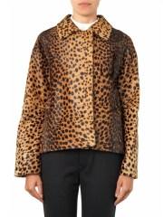 lyst - in & marchal wolga leopard-print