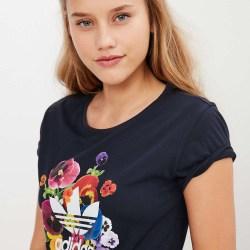 ab3ae545 Adidas Flower Shirt For Girls | Gardening: Flower and Vegetables