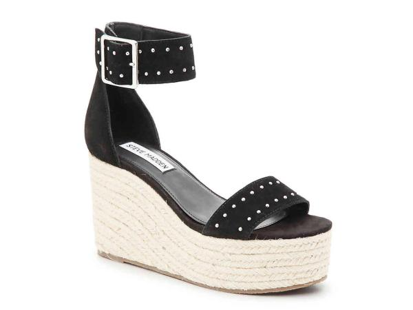a5f7bb4fdba 20+ Dsw Wedge Sandals Black White Black Pictures and Ideas on Meta ...