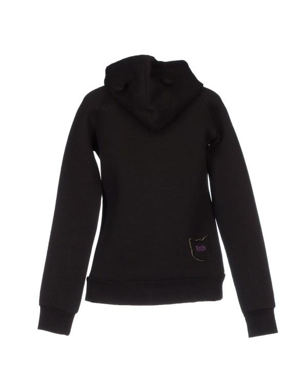 Lyst - Emily Strange Sweatshirt In Black