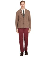 Lyst - Brooks Brothers Shawl Collar Sweater Jacket in ...