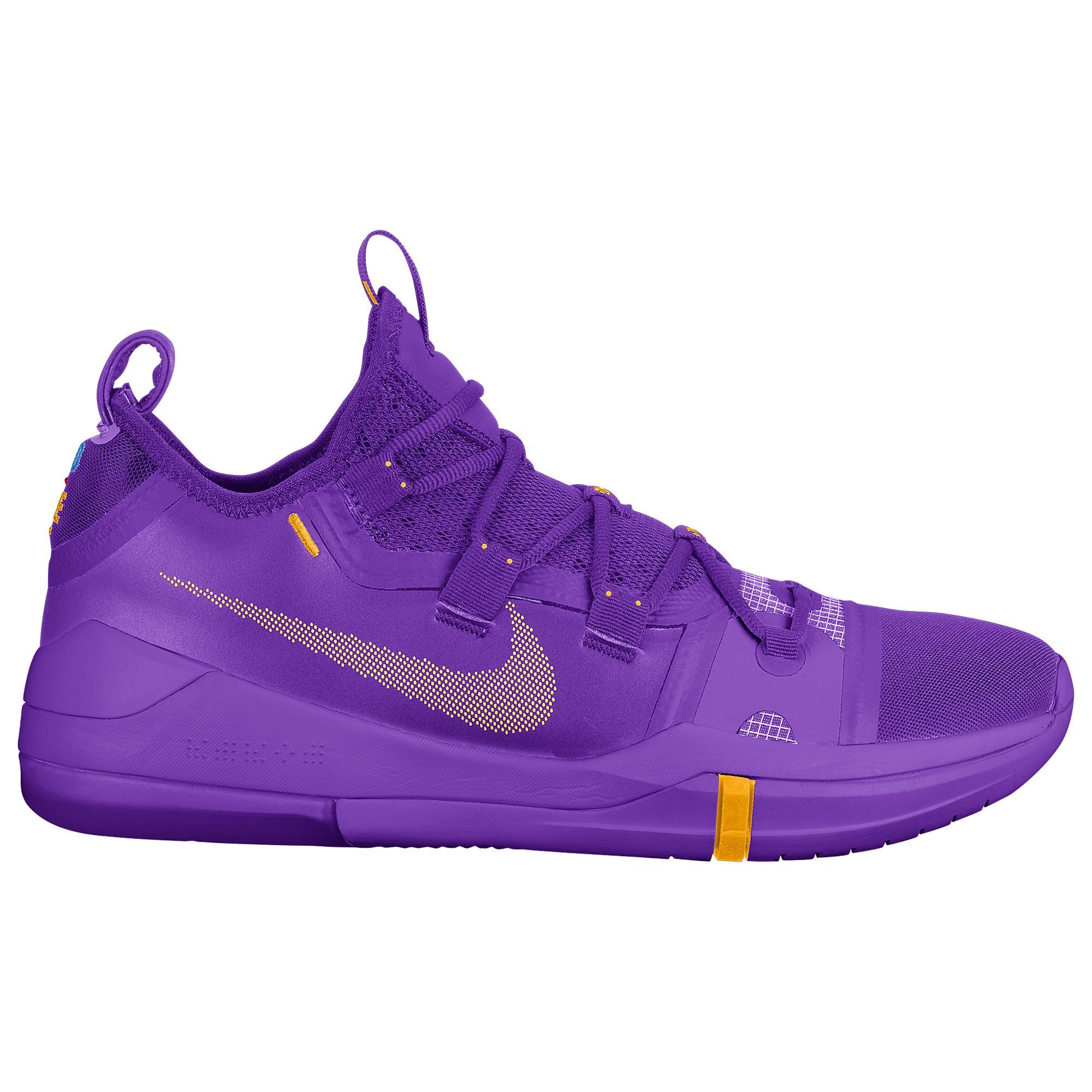 Nike Kobe Bryant Kobe Ad in Purple for Men - Lyst