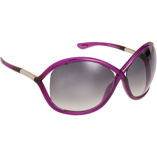 Tom Ford Whitney Sunglasses In Purple Lyst