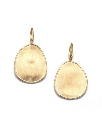 Marco bicego Lunaria 18k Yellow Gold Drop Earrings in Gold ...