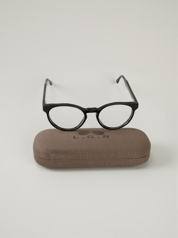 Lyst - Lgr 'norton' Sunglasses In Brown