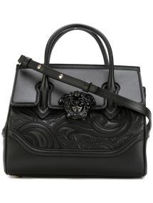 01316ba3ce3 Versace Signature Shoulder Bag - Year of Clean Water