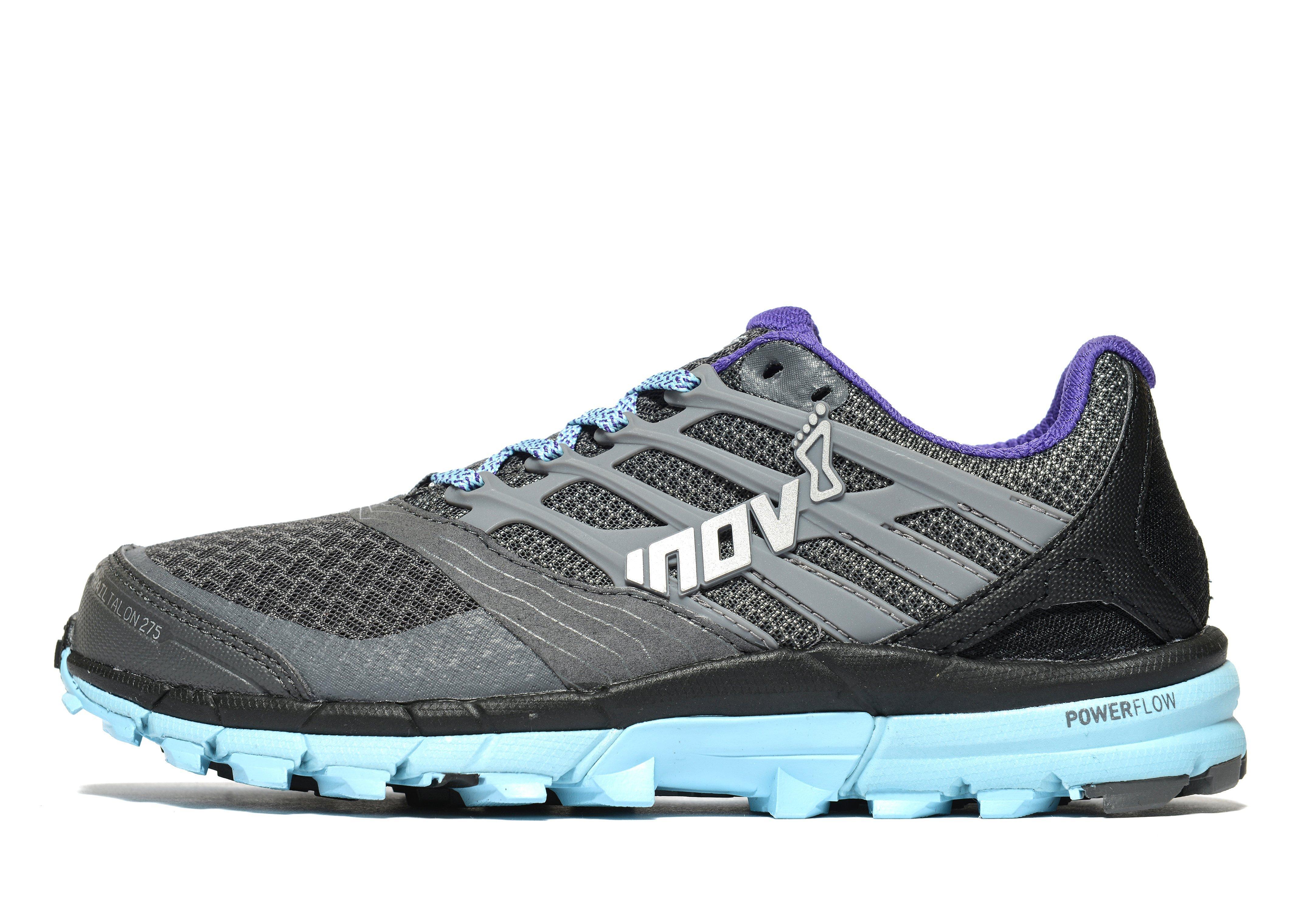 Lyst - Inov-8 Trialtalon 275 Running Shoes in Gray