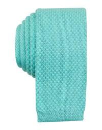 Original penguin Knit Solid Tie in Blue for Men | Lyst