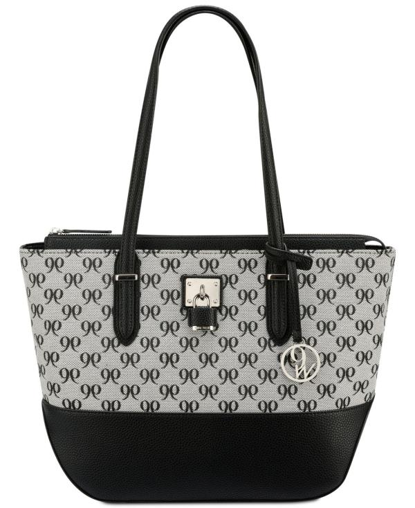 3e5950548 Nine West Medium Tote - Year of Clean Water