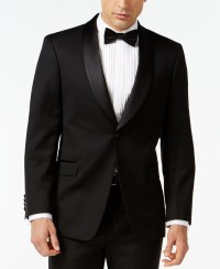 Tommy hilfiger Shawl Collar Classic-fit Tuxedo Jacket in ...