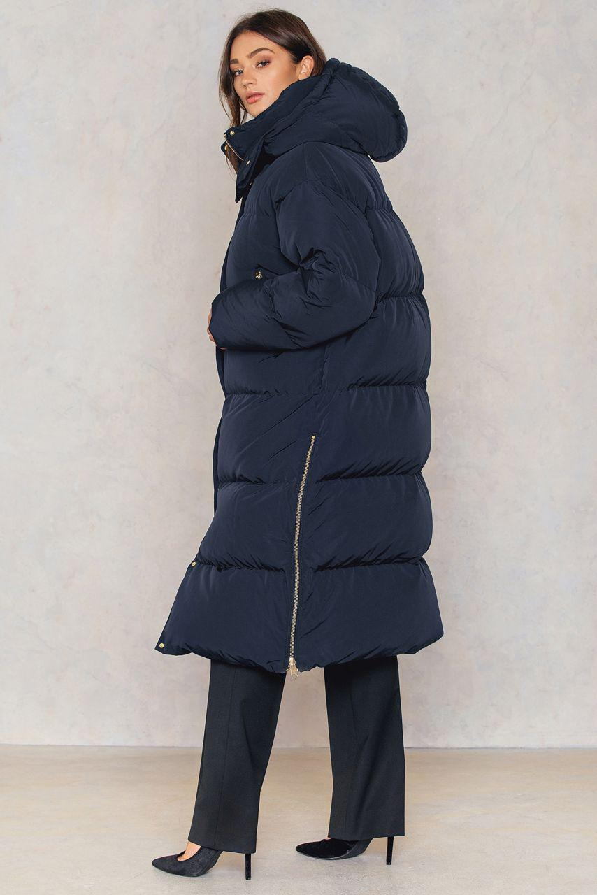 Tommy Hilfiger Coat Zipper Snap